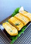 お弁当・朝食に★ふりかけ入り海鮮卵焼き
