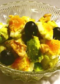 アボカド、玉子のポテトサラダ ノンマヨ