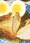 煮卵&焼豚(血管ダイエット1485)
