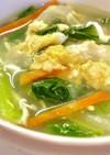 クッパ風スープ♡