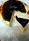 低糖質 半熟バスクチーズケーキ