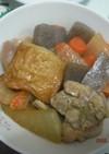 大根と野菜の煮物