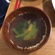 簡単!椎茸とほうれん草の中華スープ