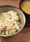香ばしい❤️麦茶の出がらしご飯