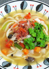 コンビーフ牛肉麺