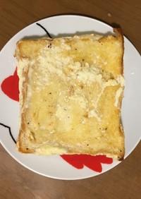 じゅわとろっ!チーズフレンチトースト