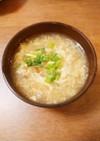 初心者でも簡単✩ふわふわ卵スープ