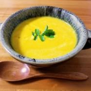 味付けシンプル*かぼちゃのスープ