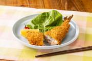 鰺の明太マヨ風味フライの写真