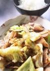 10分料理!うま塩野菜炒め
