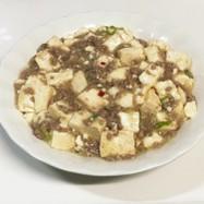 白い麻婆豆腐♪