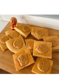 ビスケットで!簡単バナナケーキ