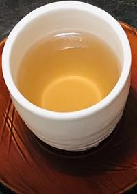 マクロビ*三年番茶の入れ方