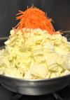 滋賀のとりやさいみそ鍋
