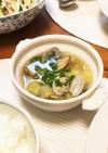 あさりと白菜のスープ