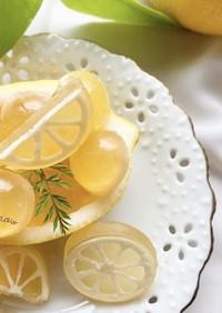 レモン de レモングミ