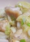 安い!簡単!鶏むね肉とキャベツのねぎ塩☆