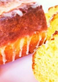 作業時間10分★超簡単レモンケーキ