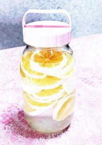 超簡単  レモンサワーの素