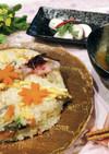 ひな祭り♪ちらし寿司とはまぐりのお吸い物