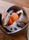 鶏肉とれんこんの甘酢煮