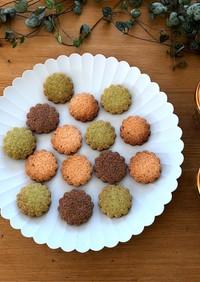フープロで基本の型抜きクッキー