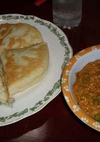 北インドのキーマカレー