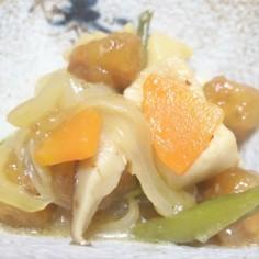再現★給食の七宝豆腐