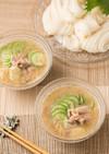 冷や汁素麺 麺弁当