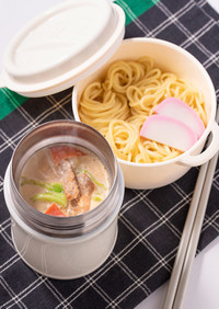 麺弁当 大豆のお肉の豆乳ちゃんぽん麺弁当