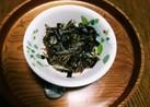 佃煮❗だし昆布と煮干しの出がらしを活用☺