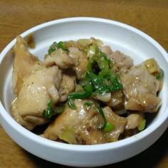 簡単!鶏肉のネギ味噌マヨソテー