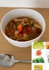 野菜たっぷり◎簡単◎脂肪燃焼スープ