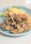 豚の生姜焼き【クエだしの素】:よか魚