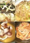 海の幸(血管ダイエット1490)