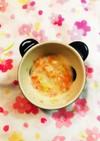 離乳食中期✩.*˚人参と白菜のクリーム煮