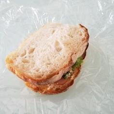 ロデブでサンドイッチ