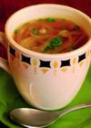 ジンジャーオニオンスープ♪