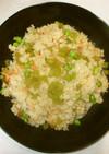 フキ桜えびの炊き込みご飯♪簡単