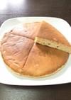 ふわもちしっとり~米粉のバナナパンケーキ