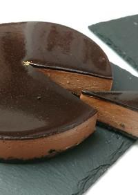 まるで生チョコ チョコレートチーズケーキ