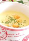 ピューレで簡単☆コーンスープ