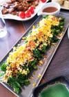 菜の花のミモザサラダ