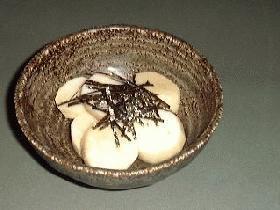 長芋のワサビ漬け