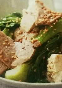 肉ダイエット⑬作り置き!チンゲン菜中華風