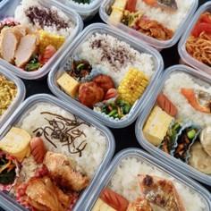 介護食冷凍食品(お弁当)
