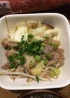 簡単美味い!豚肉と野菜のちゃんちゃん焼き