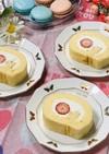 小粒苺のロールケーキ