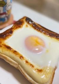 マヨたまトースト