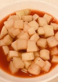 コチュジャン、豆板醤、塩麹、大根カクテキ
